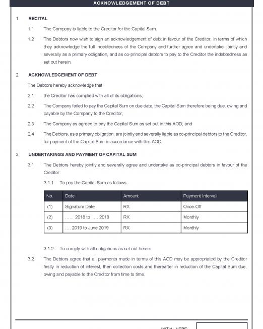 Acknowledgement of Debt Precedent_Page_2