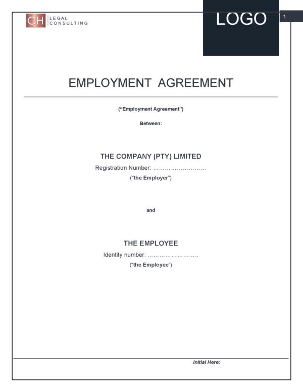 Employment Contract Precedent