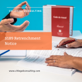 s189 retrenchment notice