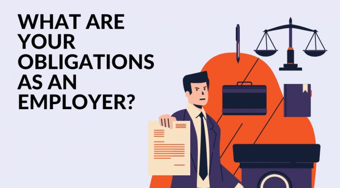 covid 19 employer's obligations